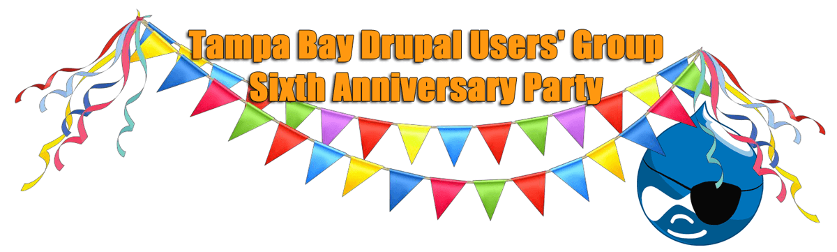 Come join the Tampa Bay Drupal Users' Group